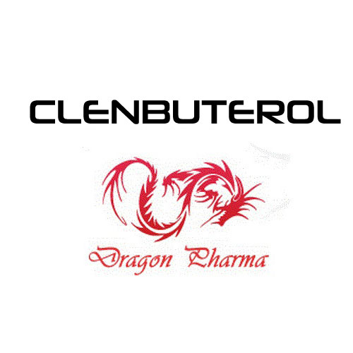 clenbuterol by Dragon Pharma